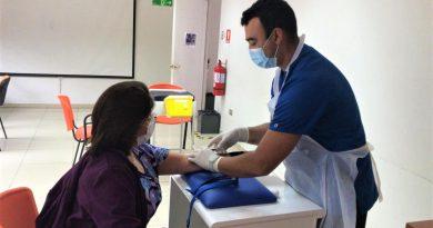 Hospital San Fernando realizó estudio de prevalencia de anticuerpos COVID a todos sus funcionarios