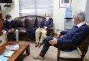 Gobernador Pablo Silva Amaya iniciará gestiones para que O'Higgins cuente con un Instituto Teletón